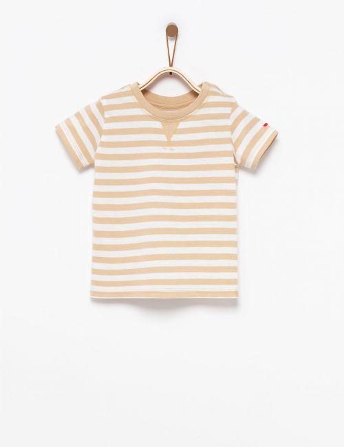 חולצת טי פסים