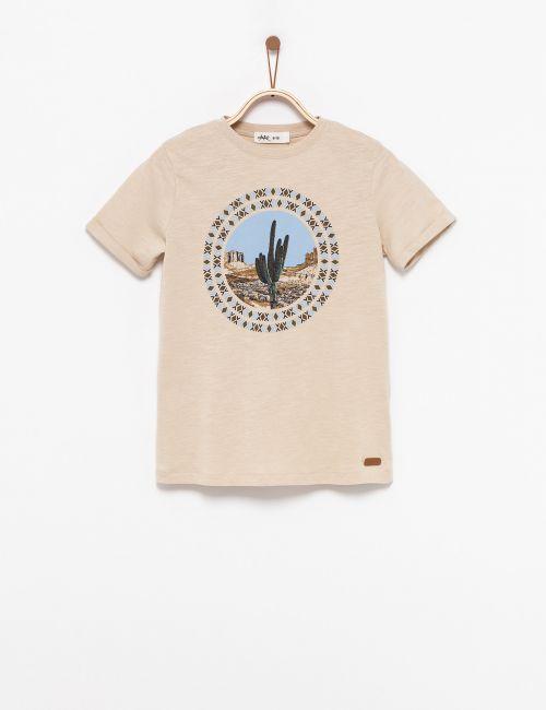 חולצת טי קקטוס
