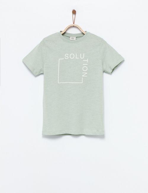 חולצת טי פסטל