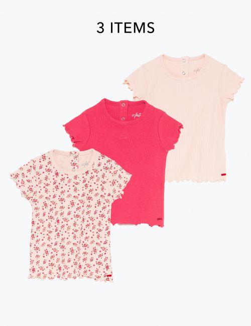 מארז 3 חולצת ריב