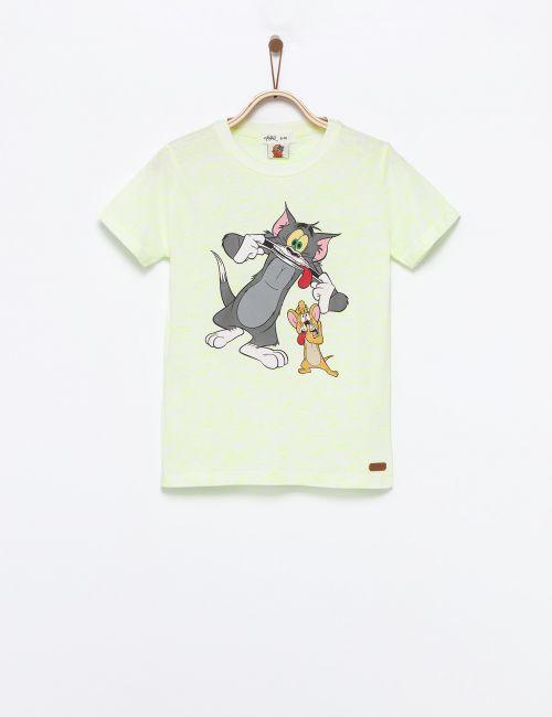 חולצת טי טום וג'רי