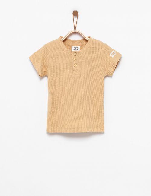 חולצת טי וופל
