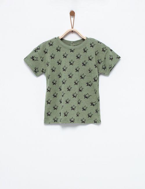 חולצת טי כוכבים