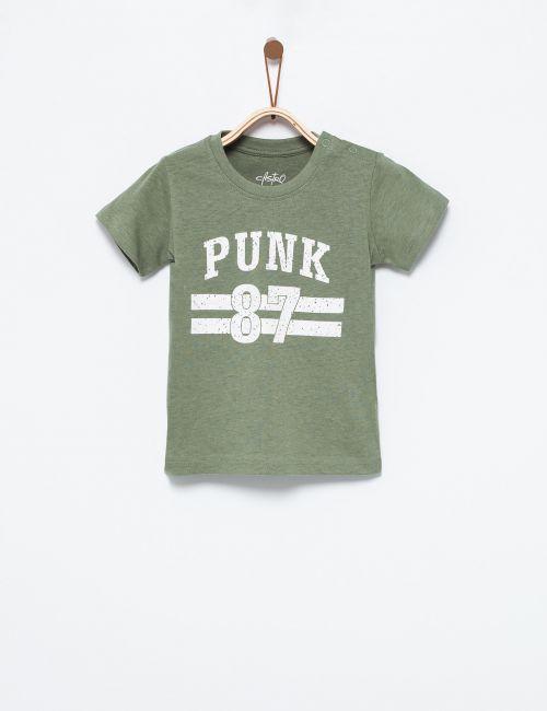 חולצת טי PUNK