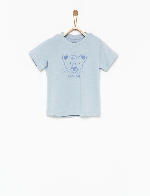 חולצת טי חתול