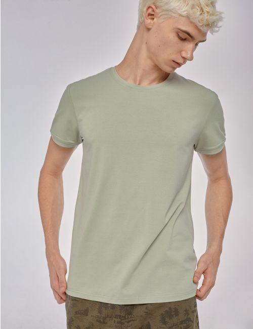 חולצת טי פרימיום צווארון עגול