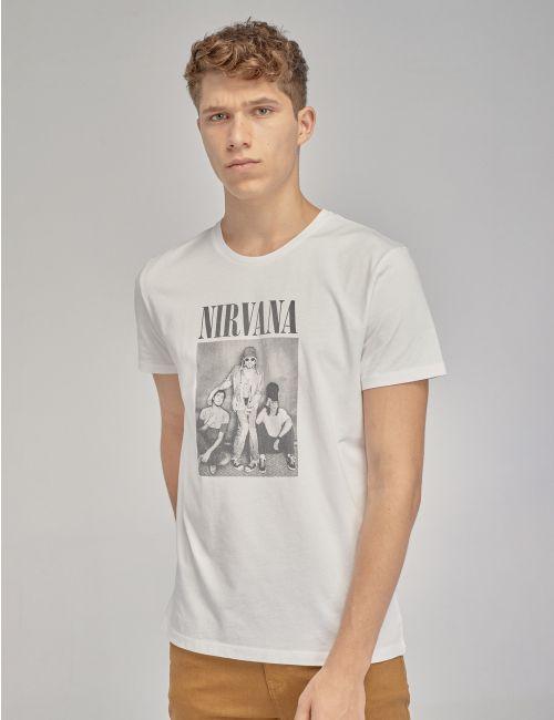 חולצת טי NIRVANA