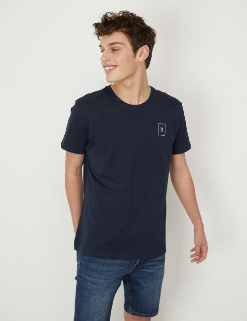 חולצת טי לוגו