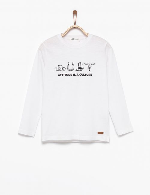 חולצת טי בוקרים
