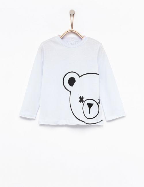 חולצת טי דובי