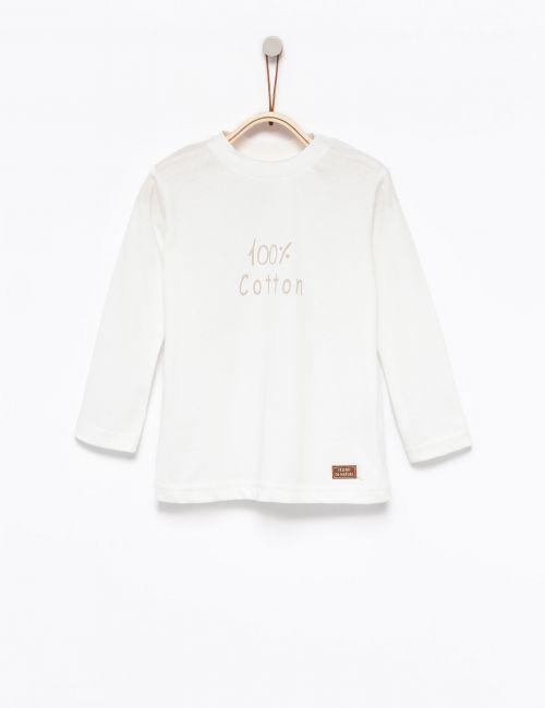 חולצת טי 100% כותנה