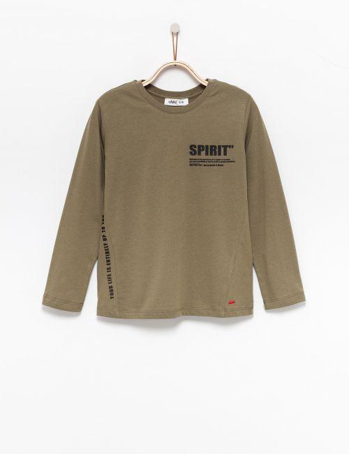 חולצת טי Spirit
