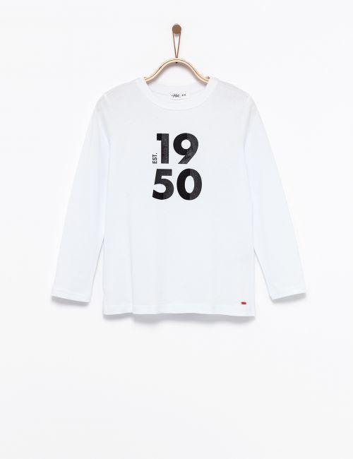 חולצת טי 1950