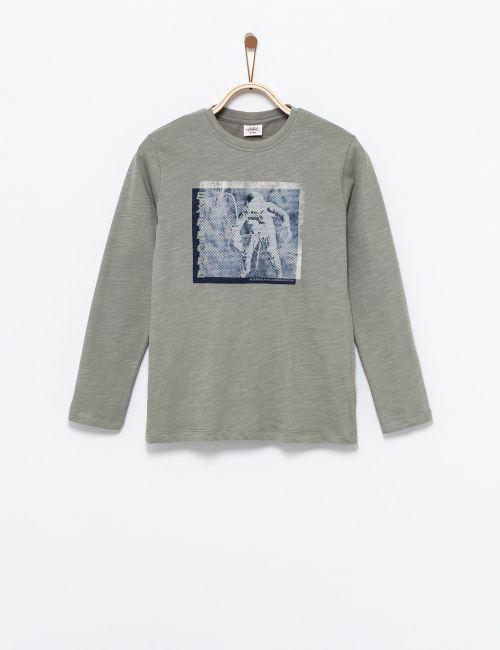 חולצת טי אסטרונאוט