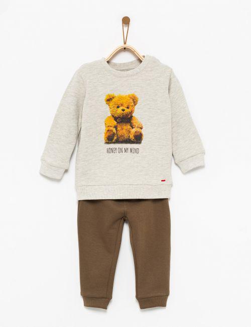 חליפת גן דובי / תינוקות