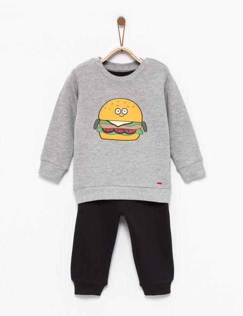 חליפת גן המבורגר