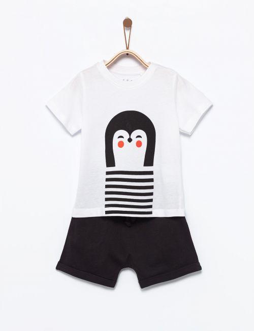 חליפת גן פינגווין