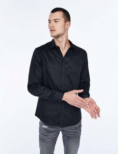 חולצה מכופתרת פרימיום