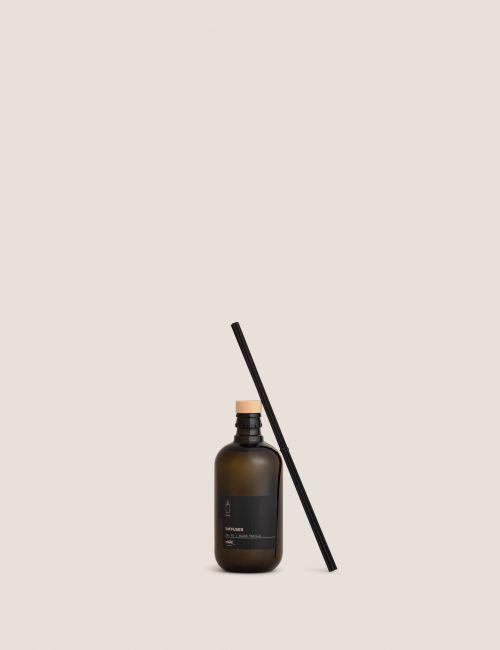 """מפיץ ריח BLACK VANILLA בנפח 500 מ""""ל"""