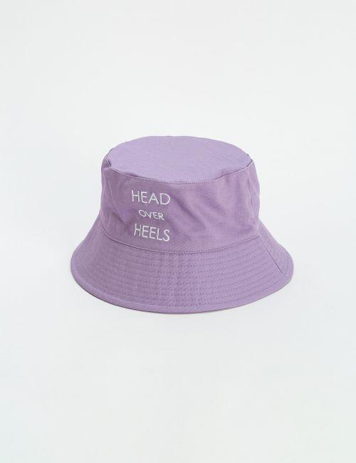 כובע טמבל עם כיתוב