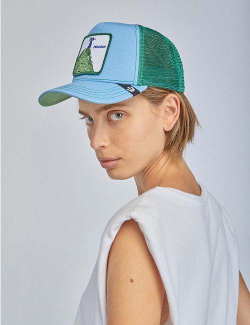 כובע מצחיה Goorin - Peacock
