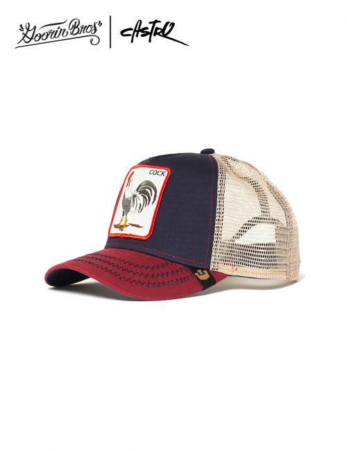 כובע מצחיה goorin - Cock