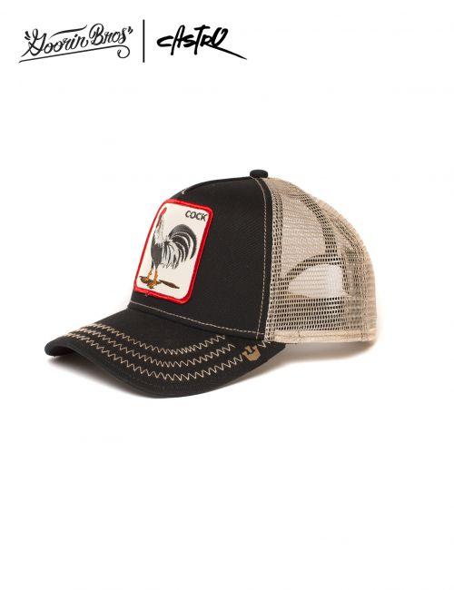 כובע מצחיה goorin - Rooster