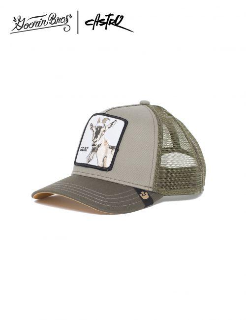כובע מצחיה goorin - Goat