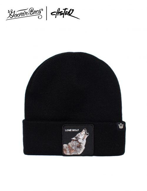 כובע גרב Goorin - Lone wolf