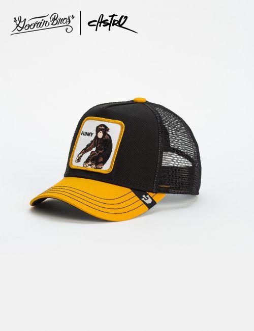כובע מצחיה Goorin - Funky