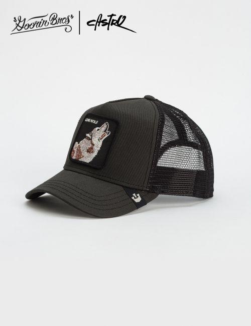 כובע מצחיה Goorin - Lone Wolf