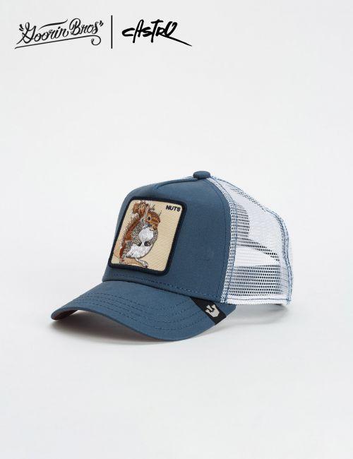 כובע מצחיה Goorin - Nuts