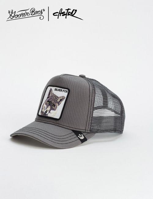 כובע מצחיה Goorin - Silver Fox