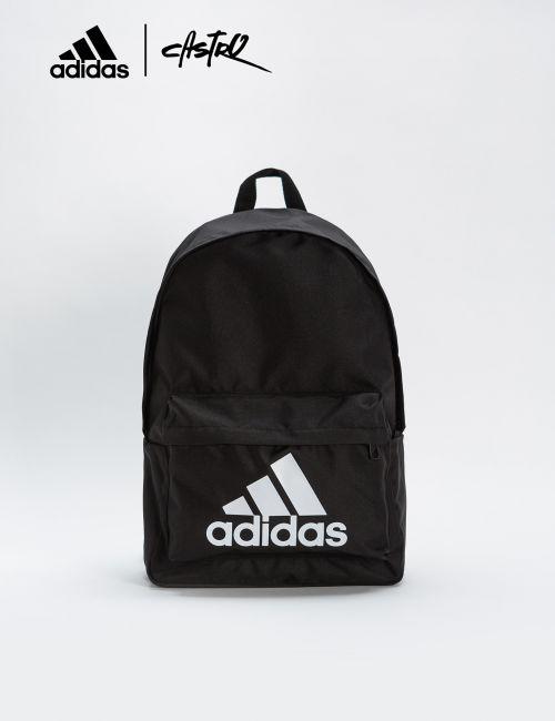 תיק גב שחור עם לוגו Adidas