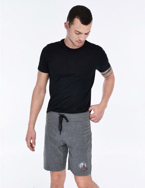 מכנסי גלישה עם הדפס