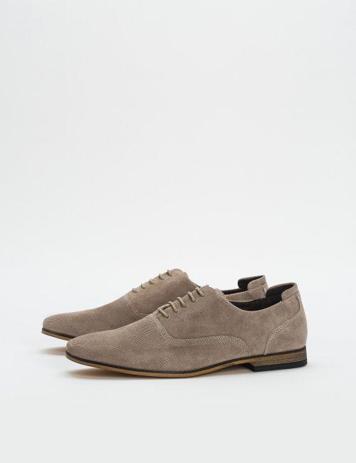 נעלי זמש אלגנטיות