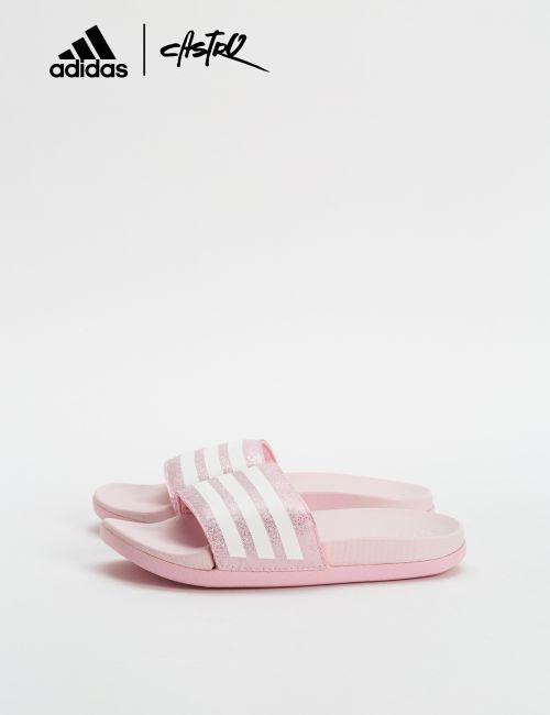 כפכפי Adidas פסים ונצנצים / ילדות