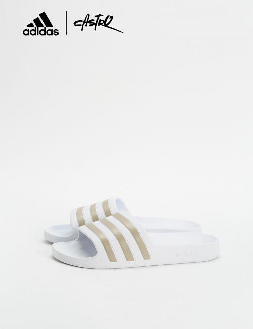 כפכפי Adidas פסים זהב / נשים