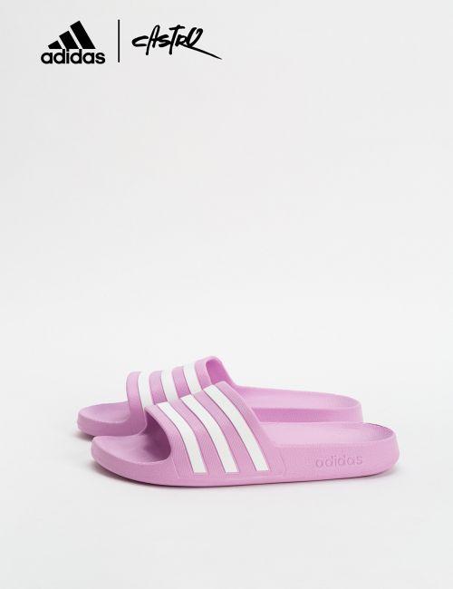כפכפי Adidas פסים סגולים / נשים
