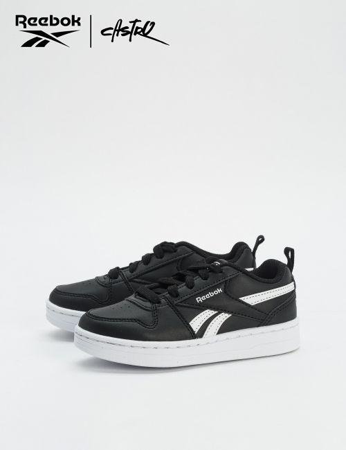 נעלי Reebok שחורות / ילדים