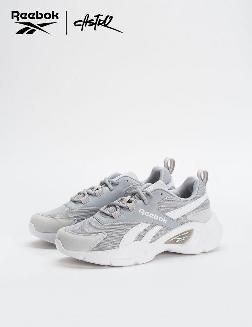 נעלי Reebok צ'אנקי אפור לבן / נשים