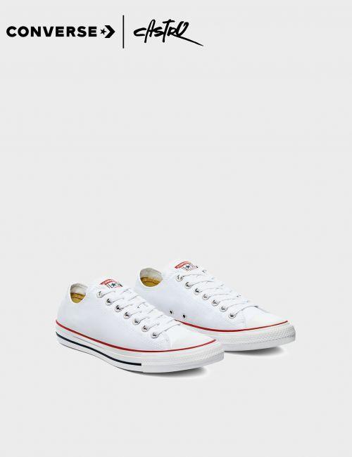 נעלי Converse לבנות קלאסיות / יוניסקס