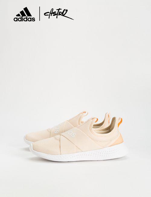 נעלי ריצה Adidas עם רצועות גומי / נשים