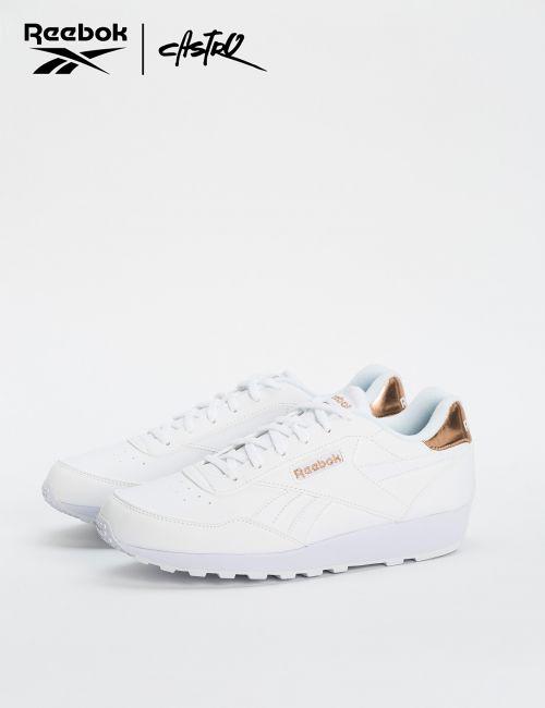 נעלי Reebok לבן וזהב / נשים