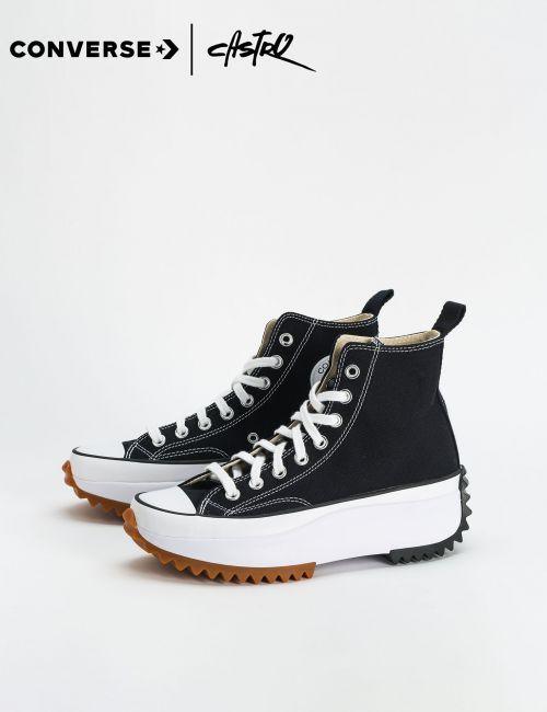 נעלי Converse פלופורמה שחורות/ נשים