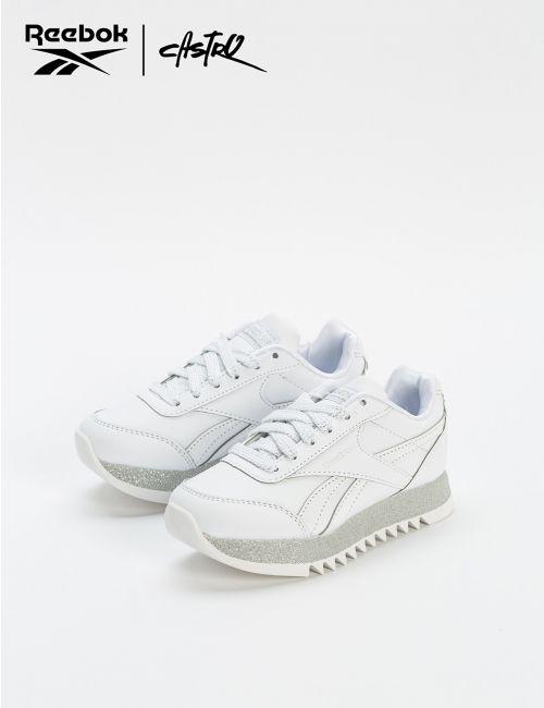 נעלי REEBOK עם סוליה גבוהה מנצנצת / ילדות