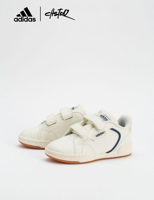 סניקרס לבנות / כחולות Adidas - מידות קטנות
