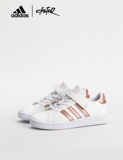 נעלי Adidas בסגירת סקוץ' / ילדות