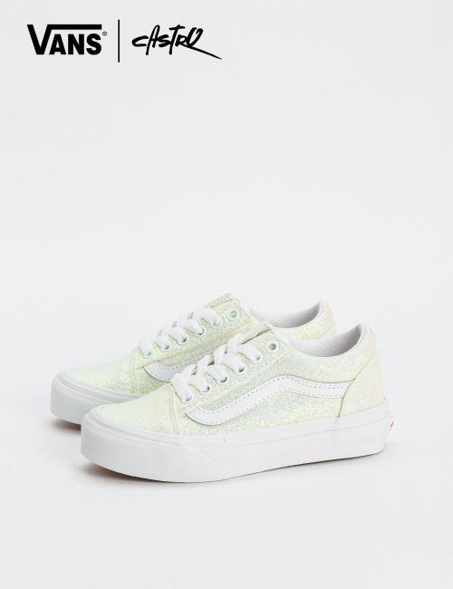 נעלי Vans נצנצים מחליפות צבעים בשמש / ילדות