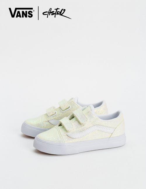 נעלי Vans נצנצים מחליפות צבעים בשמש - מידות קטנות
